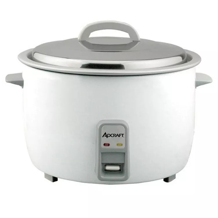 Adcraft RC E50 Economy Rice Cooker 50 Cup
