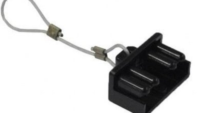 Photo of Power wheelchair battery isolator for air travel