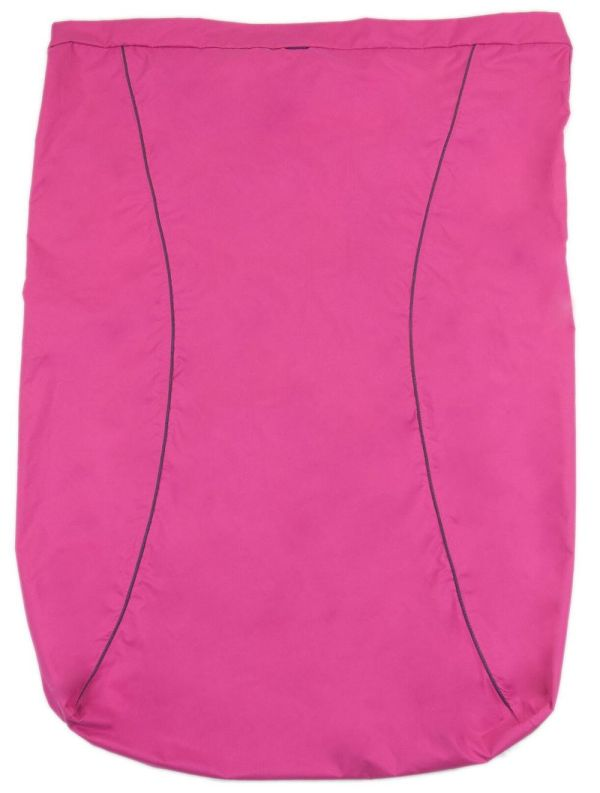 Pink Seenin fleece wheelchair leg cover