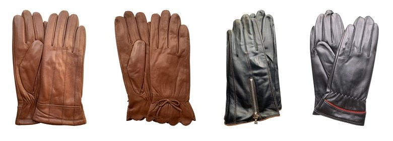 Four pairs of Hands of Warriors wheelchair gloves