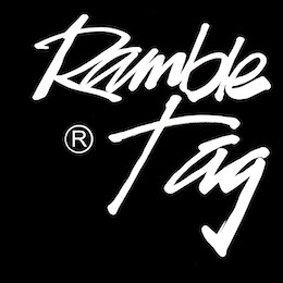 Ramble Tag guidance aid logo