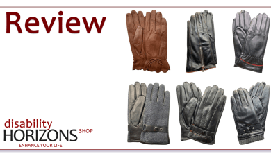 Photo of Hands of Warriors wheelchair gloves review