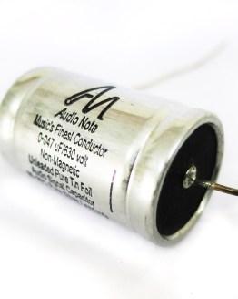Audionote Tin Foil Caps