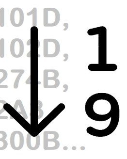 By Tube Numbers