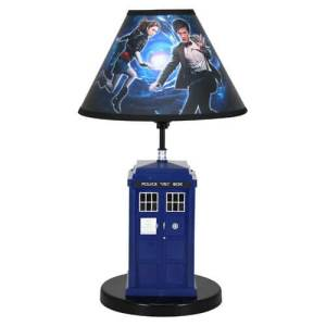 Doctor Who TARDIS Table Lamp