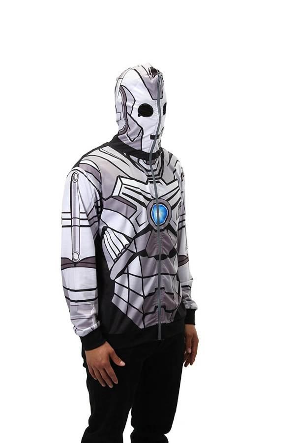 Doctor Who Cyberman Hoodie