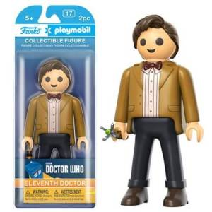 Doctor Who Matt Smith 6-inch Action Figure [Funko]