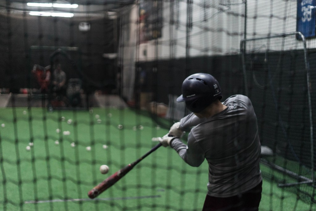 foundations of hitting