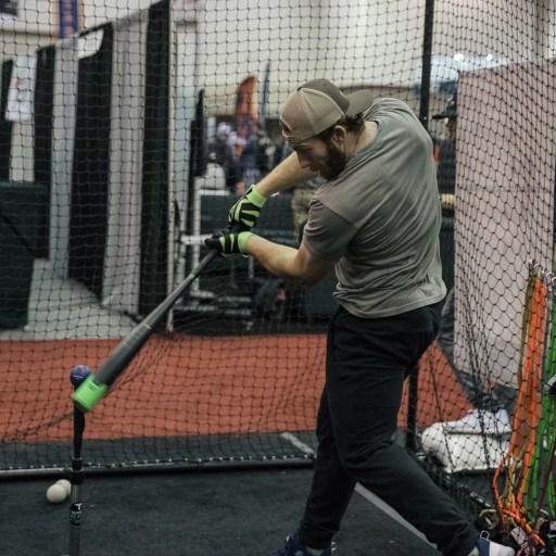 hitter practice