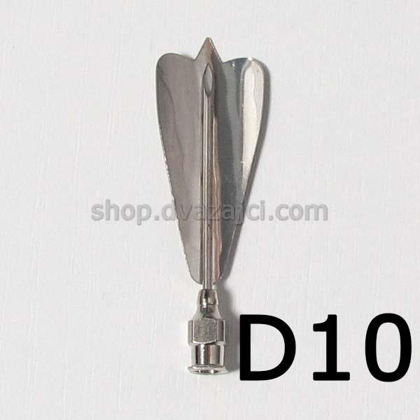 Насадка для желе #D10
