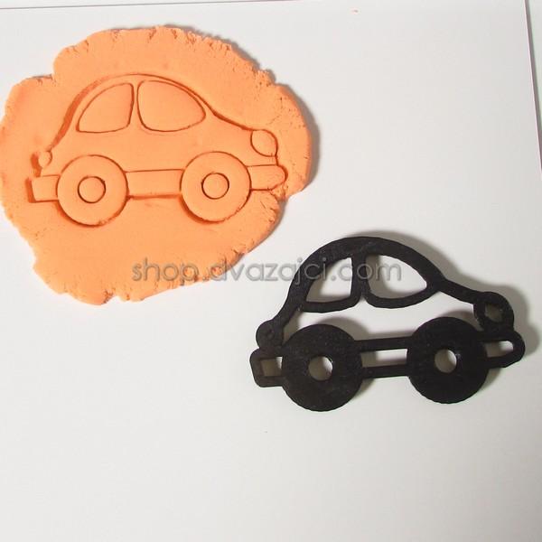 Форма для печенья Машинка