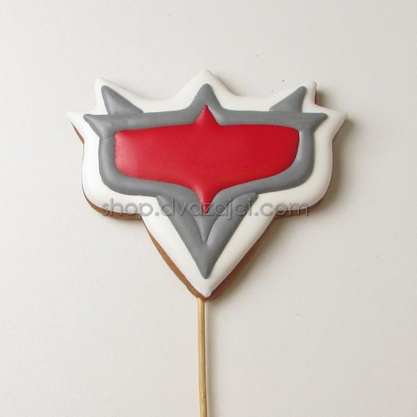 Пряник-топпер Тачки Лого