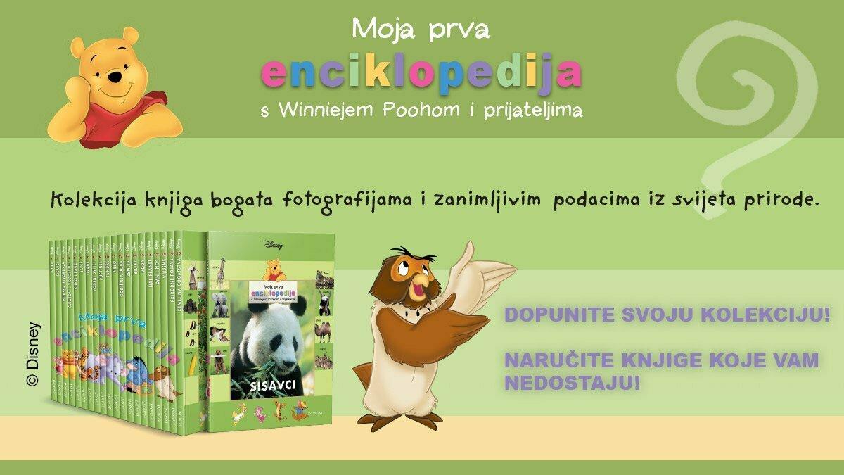 Winnie the Pooh Enciklopedija