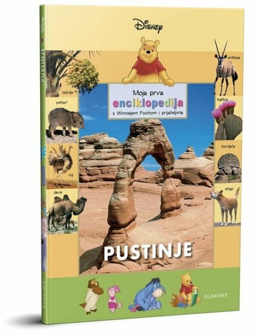 Moja prva enciklopedija s Winniejem Poohom: PUSTINJE