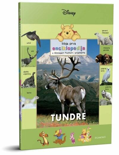Moja prva enciklopedija s Winniejem Poohom: TUNDRE