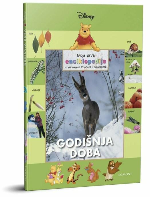 Moja prva enciklopedija s Winniejem Poohom: GODIŠNJA DOBA