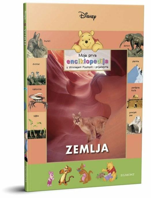 Moja prva enciklopedija s Winniejem Poohom: ZEMLJA