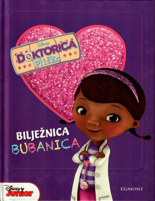 Doktorica Pliško: Bilježnica bubanica