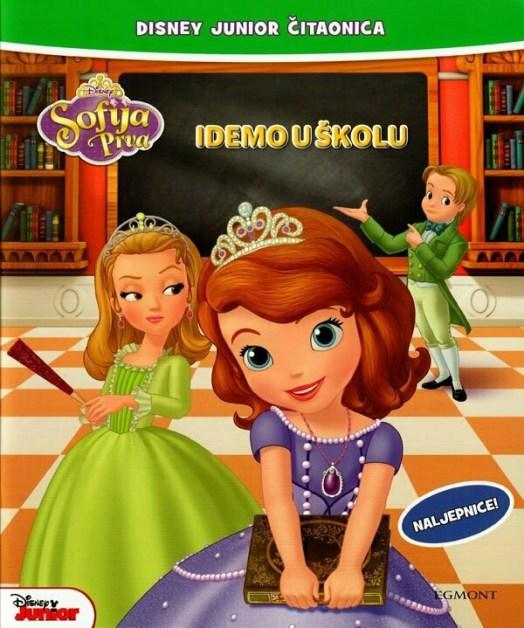 Sofija Prva: Idemo u školu