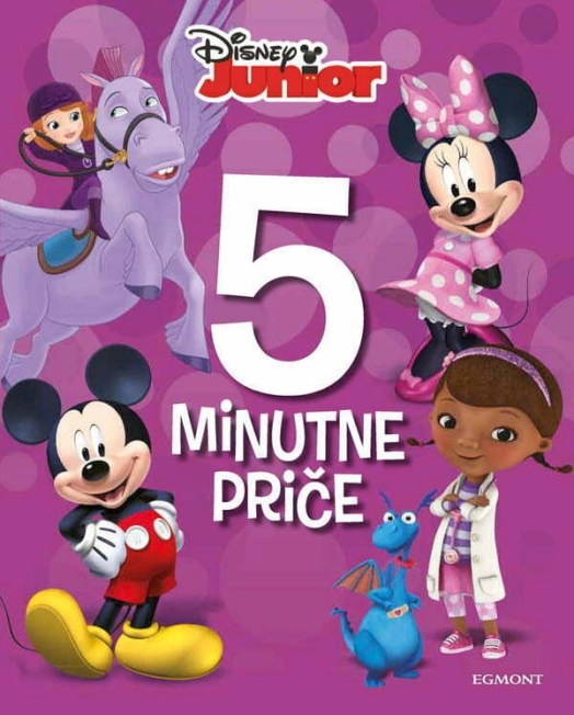 Disney Junior: 5 minutne priče