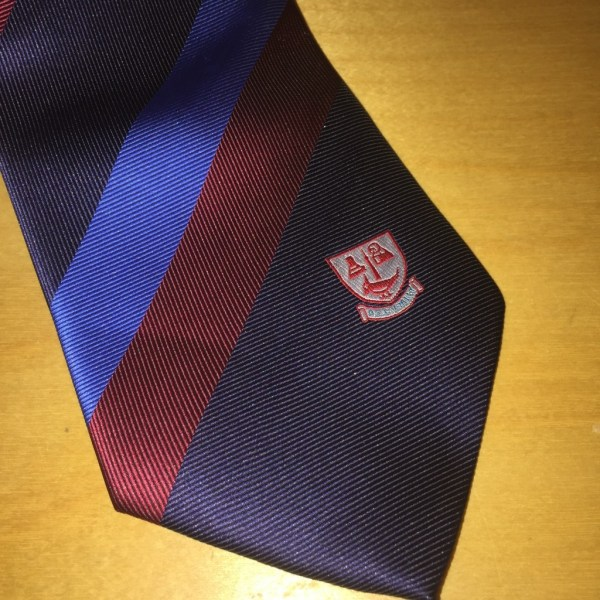 Emley AFC Club Shop - Club tie
