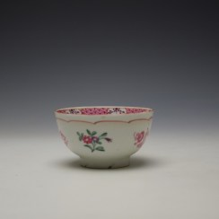 Baddeley-Littler Chinese Export Style Teabowl c1780-85 (4)