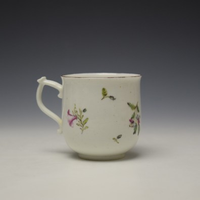 Chelsea Floral Pattern Coffee Cup c1755 (4)