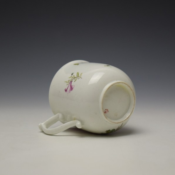 Chelsea Floral Pattern Coffee Cup c1755 (8)