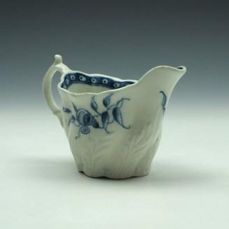 Caughley Convolvilus Pattern Low Chelsea Ewer (3)