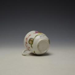 Bow Mandarin Pattern Coffee Cup c1765-70 (7)