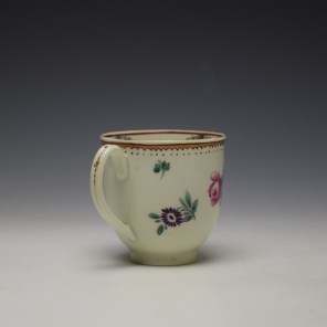 worcester polychrome floral coffee cup c1775 (4)