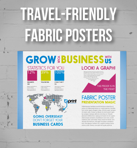 posters fabric