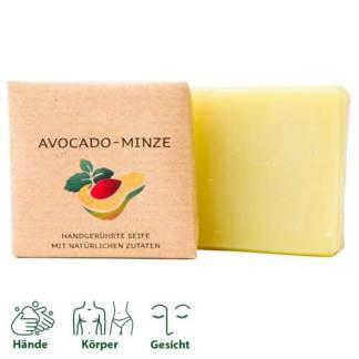 Erdenfreund Umweltshop Avocadoöl Seife bei trockener Haut