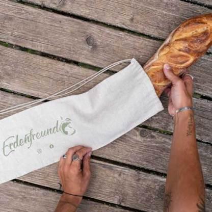 Brotbeutel für Baguette