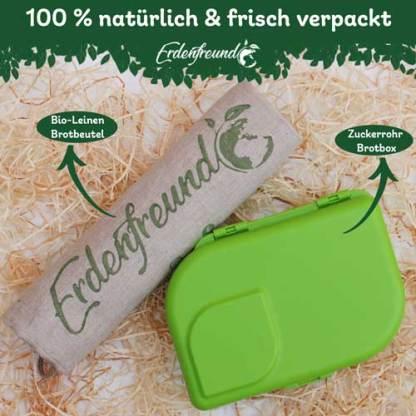 Naturverpackt Set grün