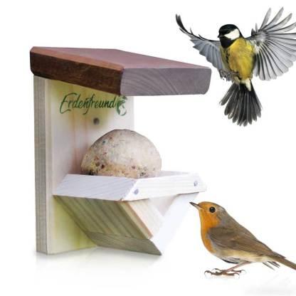 Vogelfutterkasten für Futterknödel