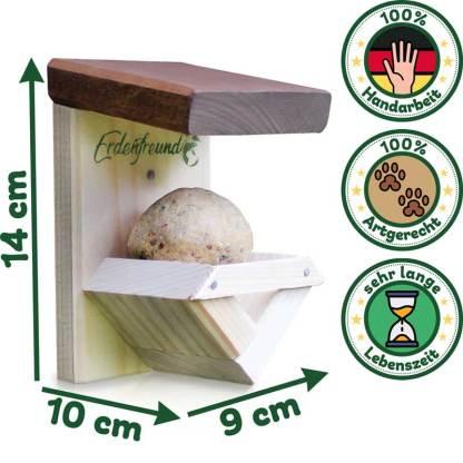 Vogelfutterstation für Meisenknödel