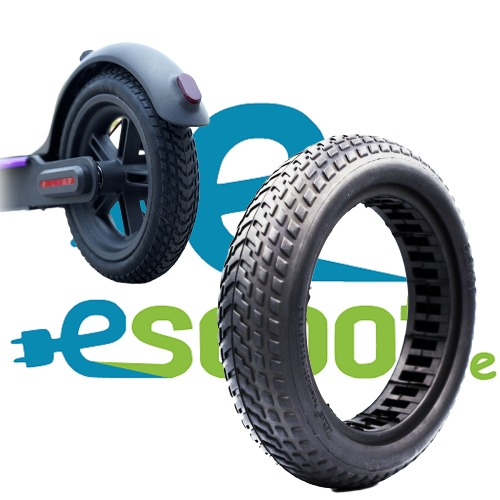 Solid tyre 2019 model