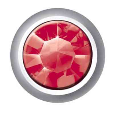 Mini Bezel Set - SWAROVSKI ELEMENTS - Light Siam