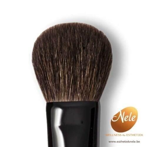 Mineralogie Minerale Make-up Deluxe Brush Wellness Esthetiek Nele