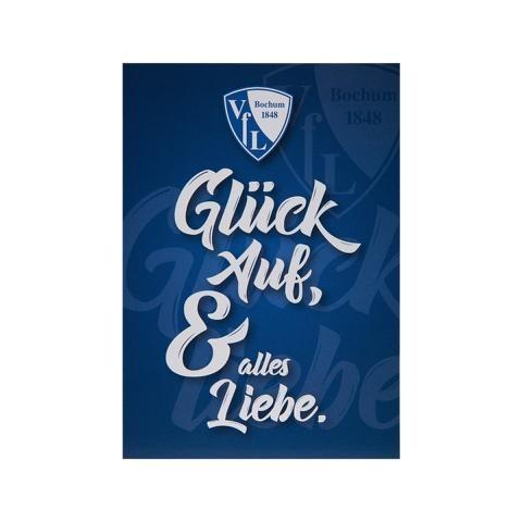 gluckwunschkarte