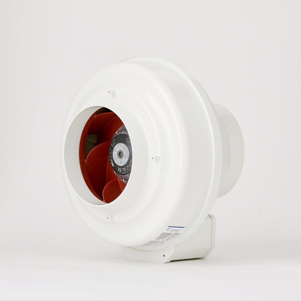 fr 160 centrif inline fan inline