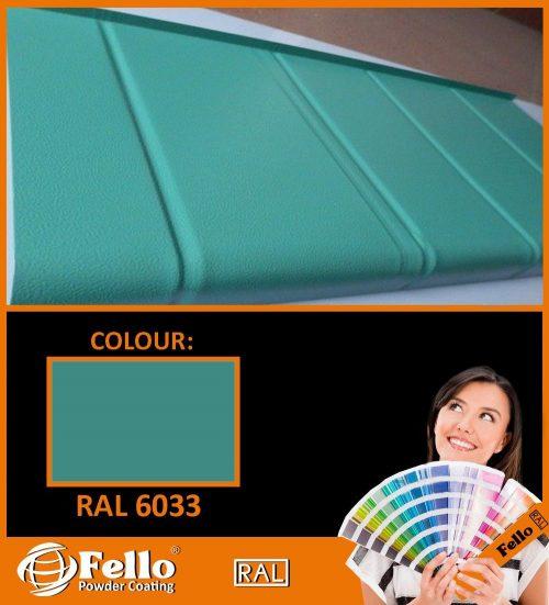 farba proszkowa ral 6033