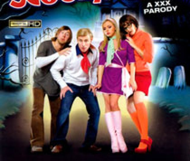Scooby Doo A Xxx Parody Front Dvd Front Cover