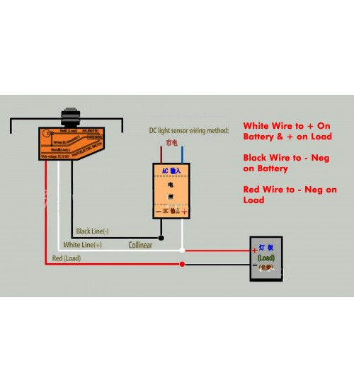 diagram dusk to dawn photocell wiring diagram full version