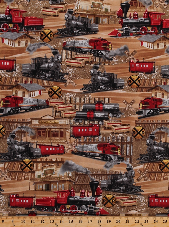 Cotton Trains Tracks Railroads Railway Signs Train Engines