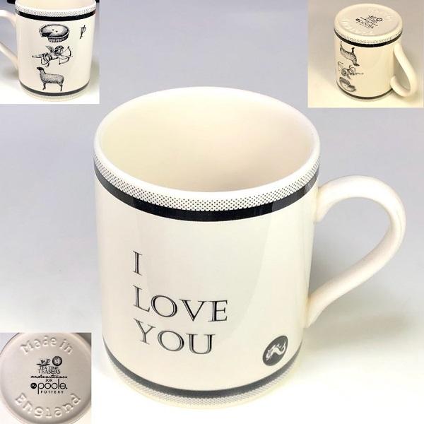 poole potteryプールポタリーマグカップ