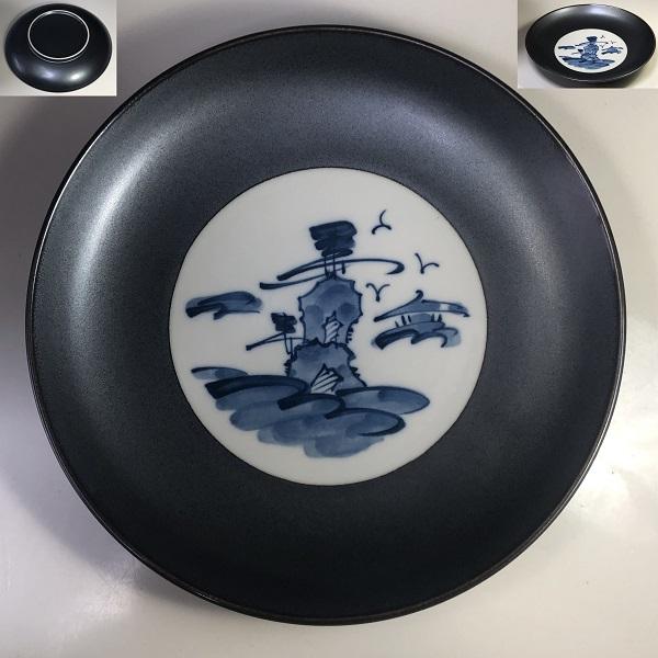 三洋陶器23cm皿