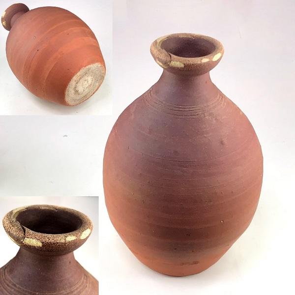 徳利花瓶W8477