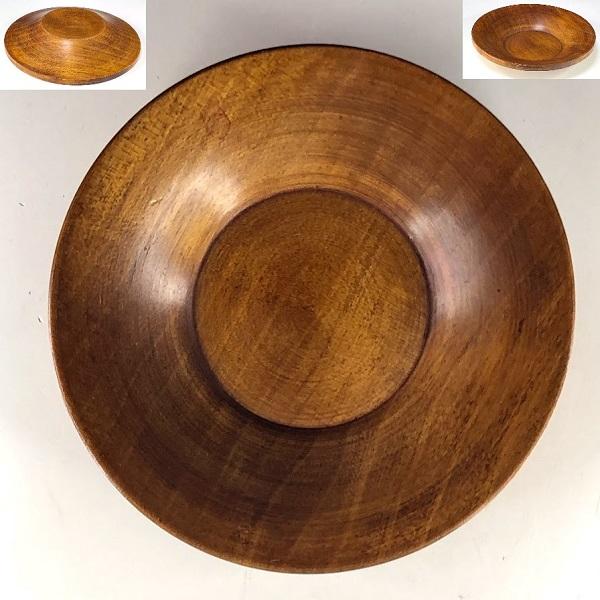 木製茶托五点セットW8537